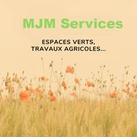 logo MJM SERVICES Espaces Verts, Travaux Agricoles